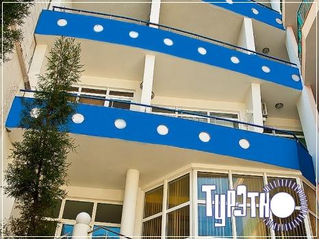отель Круиз, п. Утес